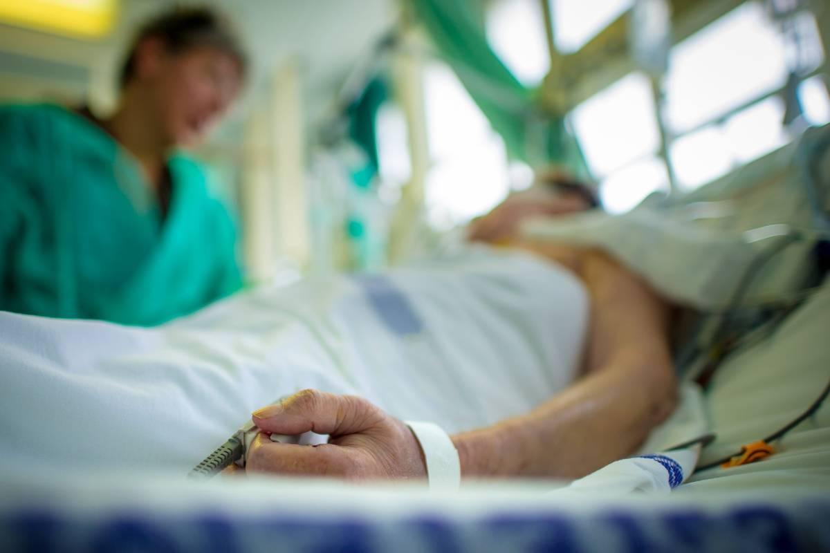 paciente en vigilancia intensiva