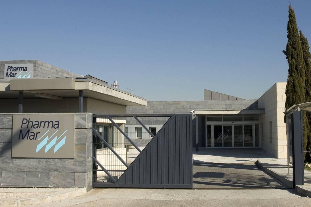Sede de la compañía Pharmamar en Colmenar Viejo (Madrid).