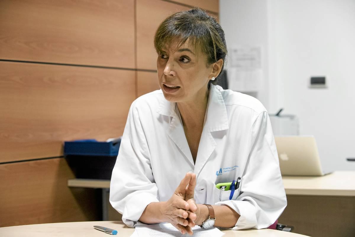 Pilar Garrido, vicepresidenta de Facme (Mauricio Skyckry)