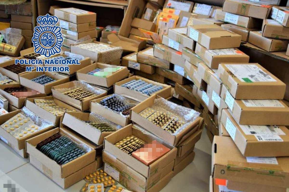 El detenido está directamente relacionado con tres de las diez principales empresas encargadas de la distribución ilícita en todo el mundo.