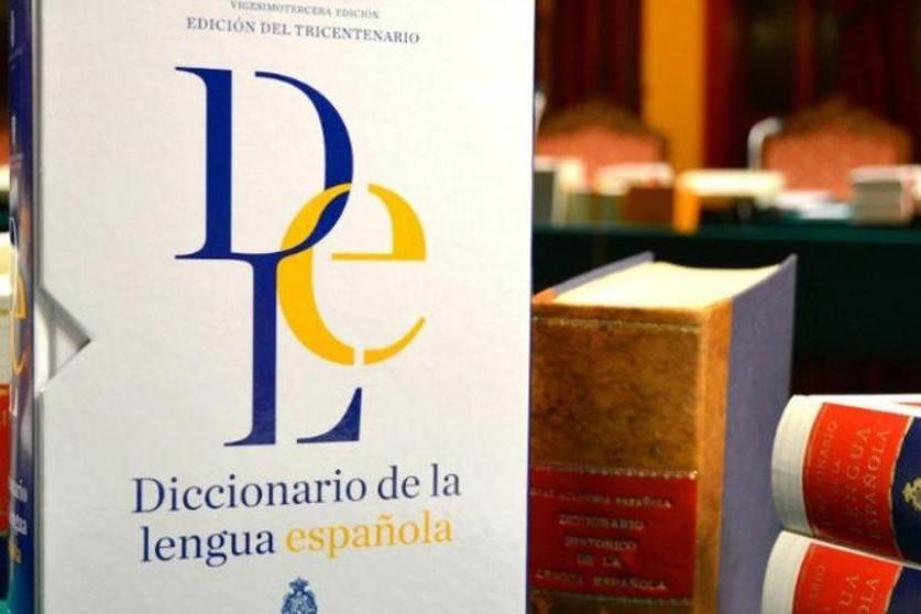 Diccionario de la RAE, versión 23.4