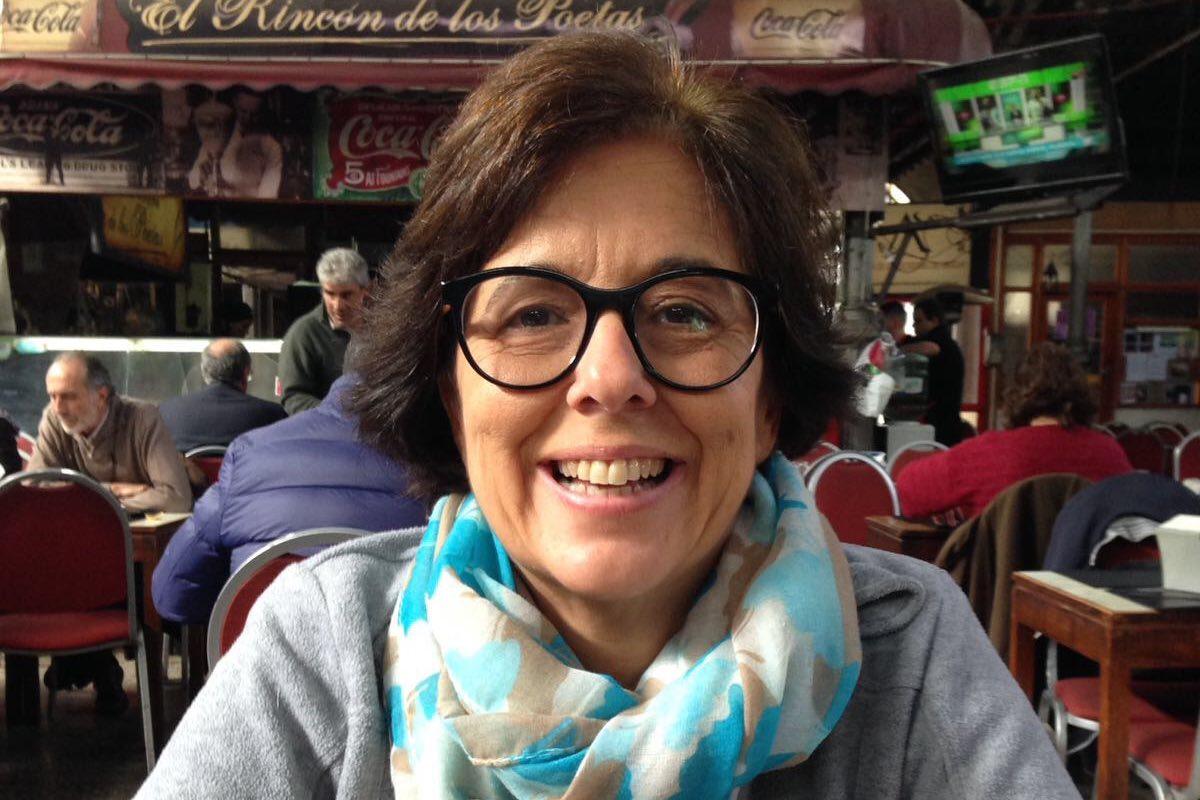 Emilia Guasch, vicepresidenta primera de la Sedar y jefa de Sección de Anestesia en La Paz (FOTO: Sedar).