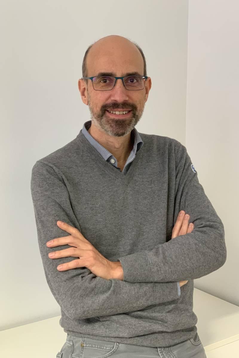 Eduardo Aguaviva, director general de Microcaya.