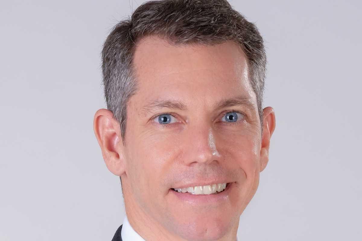 Ronald Lavater, director ejecutivo entrante, de la IHF.