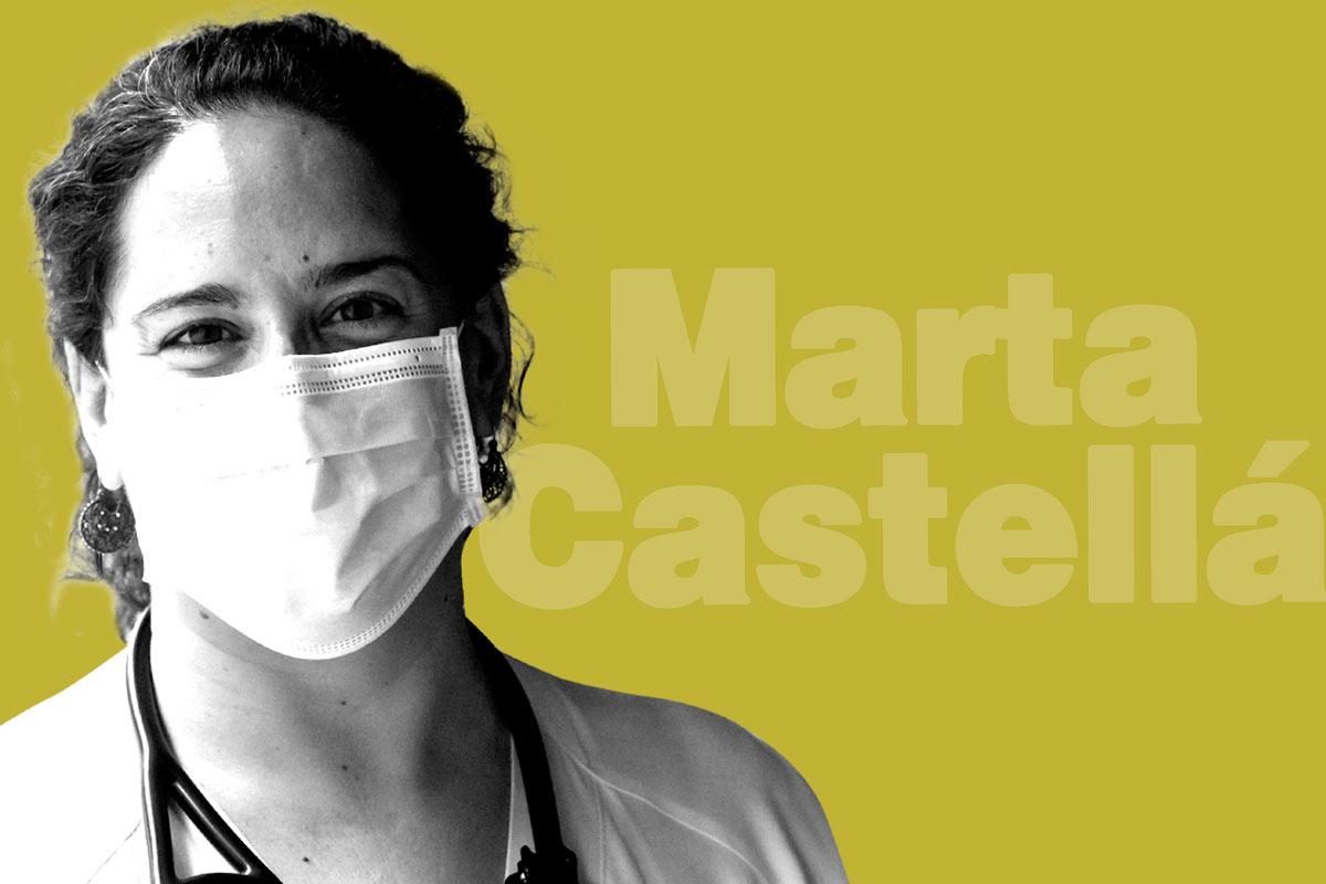 Marta Castellà.