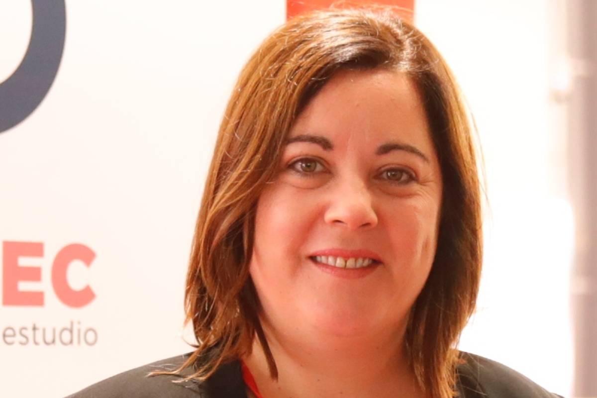 Silvia Pérez Ortega, presidenta de la AEEC.