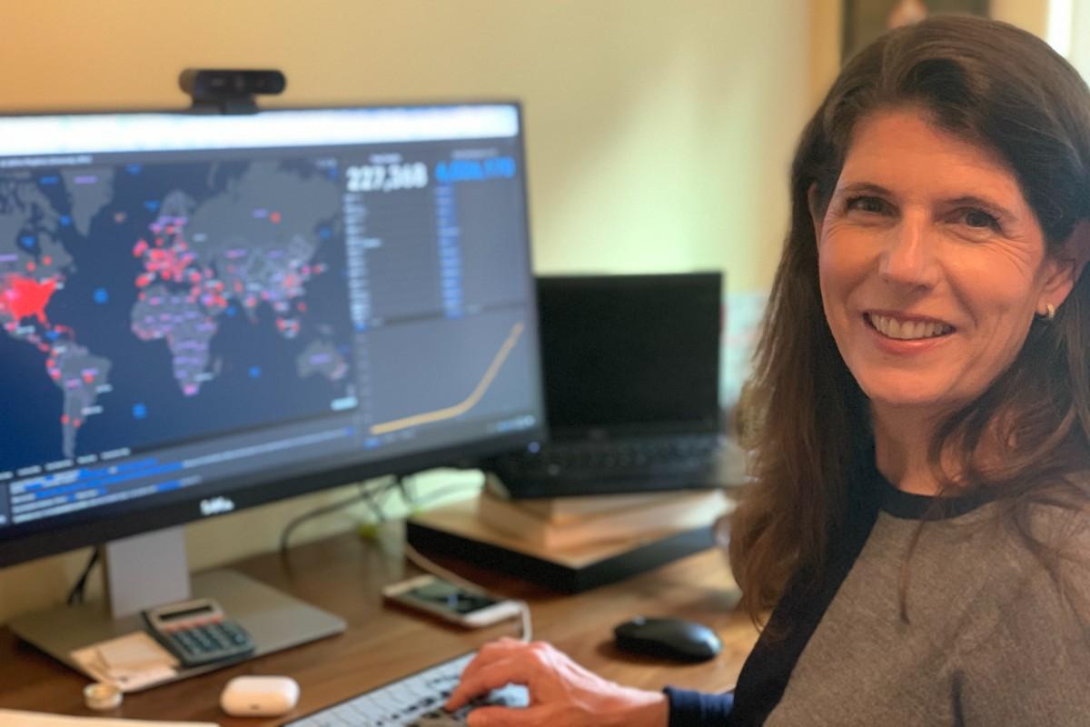 Diana Brainard, vicepresidenta de Investigación Clínica en Gilead Sciences