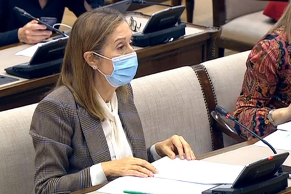 Ana Pastor, vicepresidenta segunda del Congreso de los Diputados.