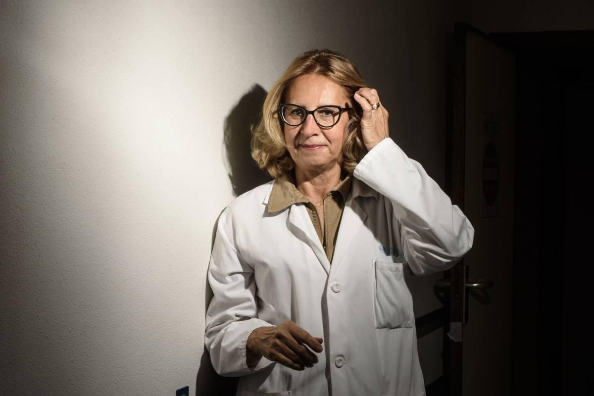 Carolina de Miguel,presidenta de la Sociedad Española de Rehabilitación y Medicina Física (Semerf) (Foto: Luis Camacho)