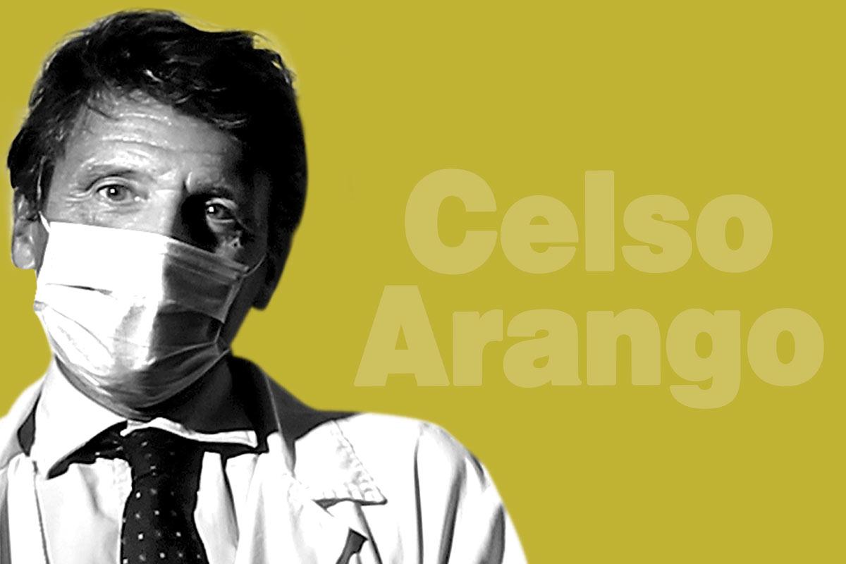 Celso Arango, director del Instituto de Psiquiatría y Salud Mental del Hospital Gregorio Marañón de Madrid y catedrático de Psiquiatría de la Universidad Complutense de Madrid (UCM).