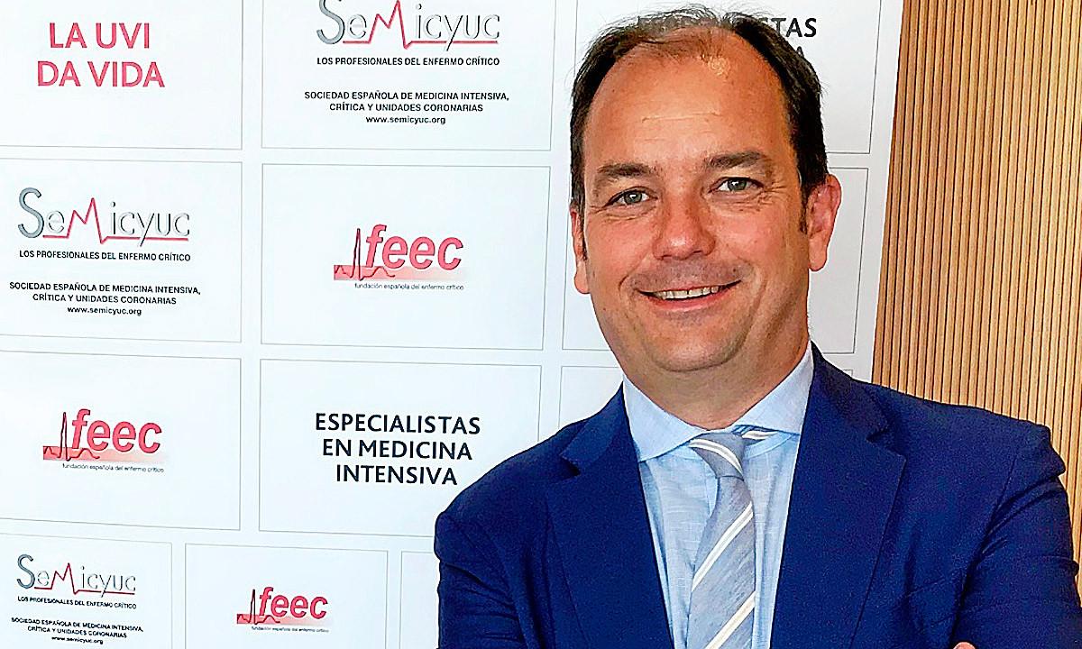 Ricard Ferrer, presidente de la Semicyuc.