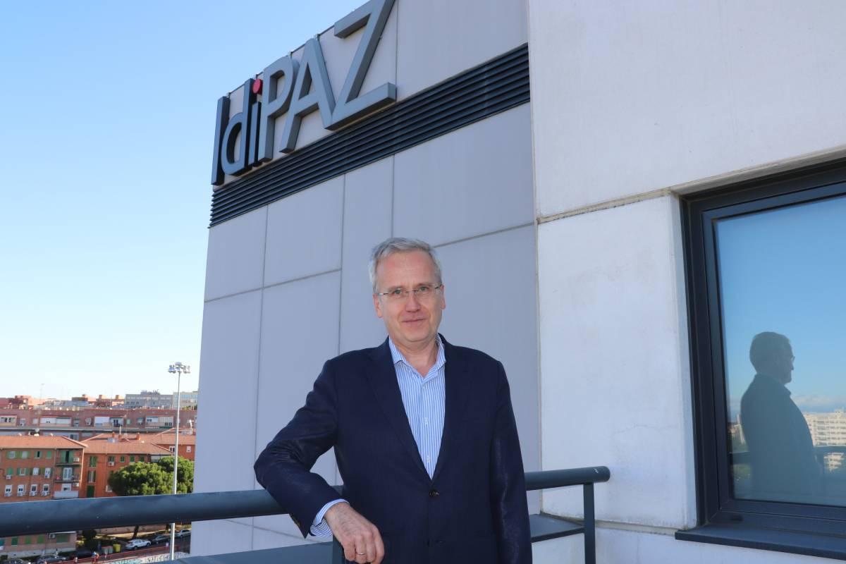 Francisco García Río, presidente electo de la Separ y jefe de sección de Neumología del Hospital La Paz de Madrid (Hospital La Paz)