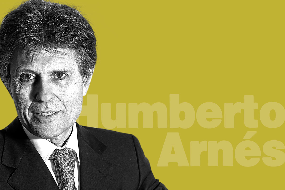 Humberto Arnés, director general de Farmaindustria.