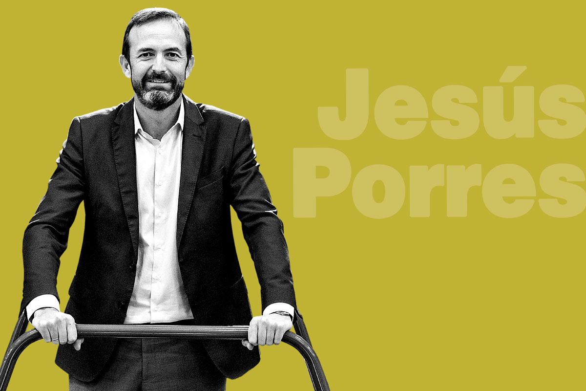 Jesús Porres, director general de Bidafarma