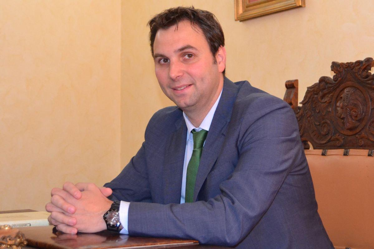 José Luis Nájera, presidente del COF de Palencia.