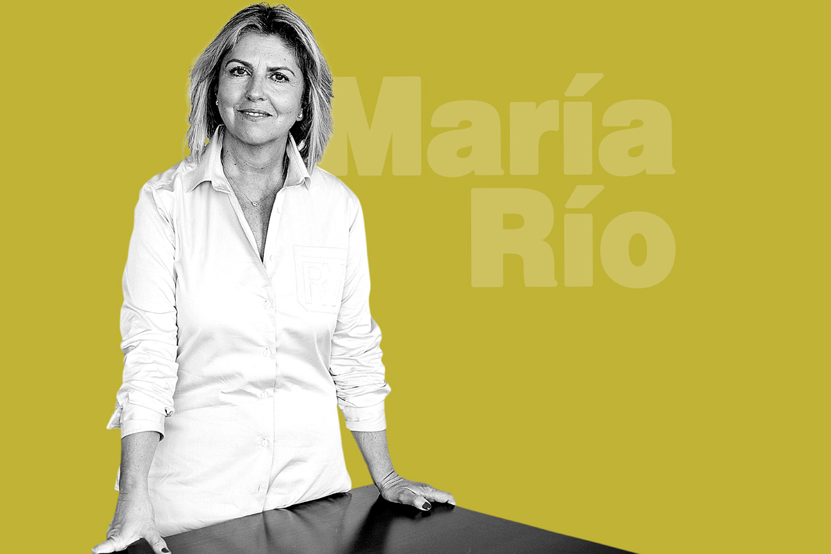 María Río, vicepresidenta y directora general de Gilead España.