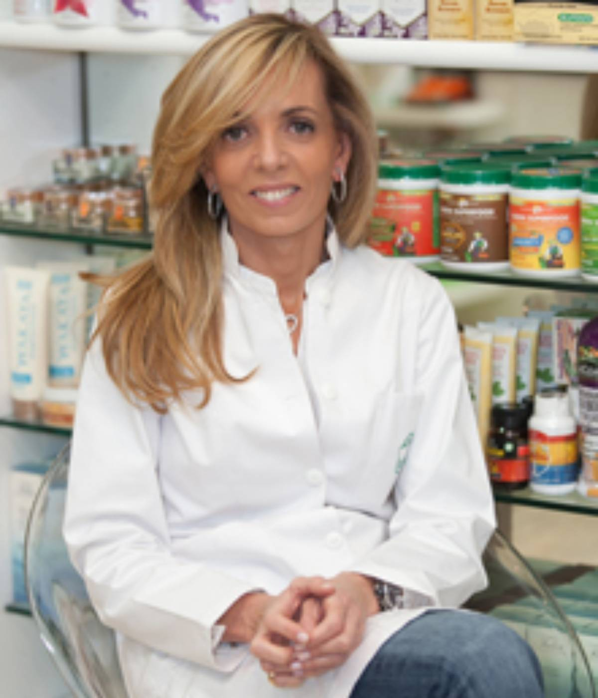 Meritxell Mart� Castanyer, farmacéutica en Andorra.