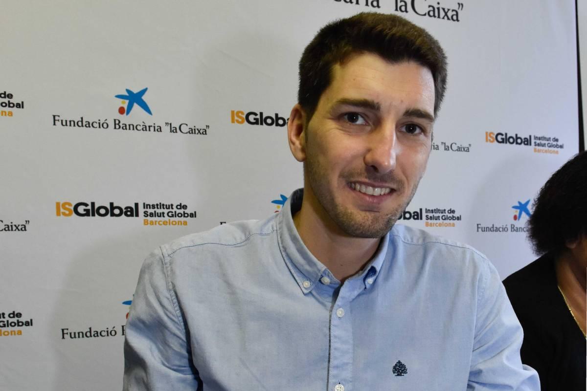 Oriol Mitjà, infectólogo del Hospital Can Ruti, de Badalona (Barcelona),