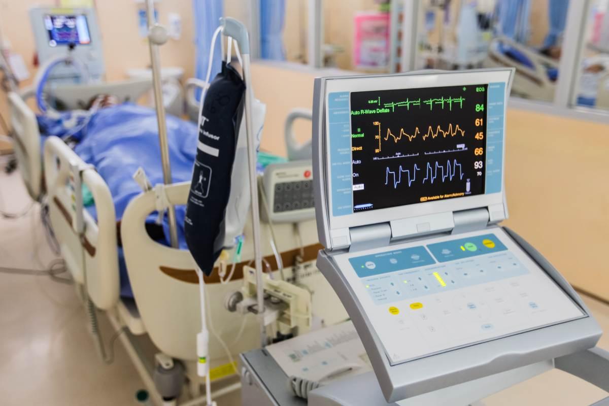 Pacientes hospitalizados.