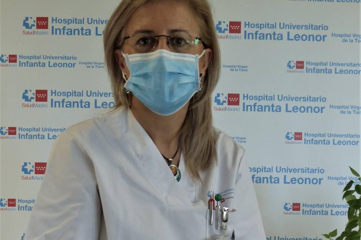 Patricia de Sequera, nueva presidenta de la Sociedad Española de Nefrología (SEN) (Foto: Hospital Infanta Leonor)