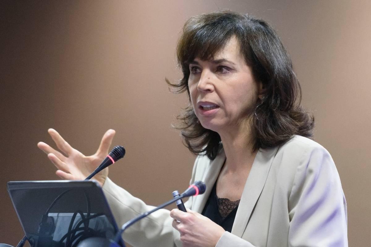 Pilar Garrido, presidenta de Facme.