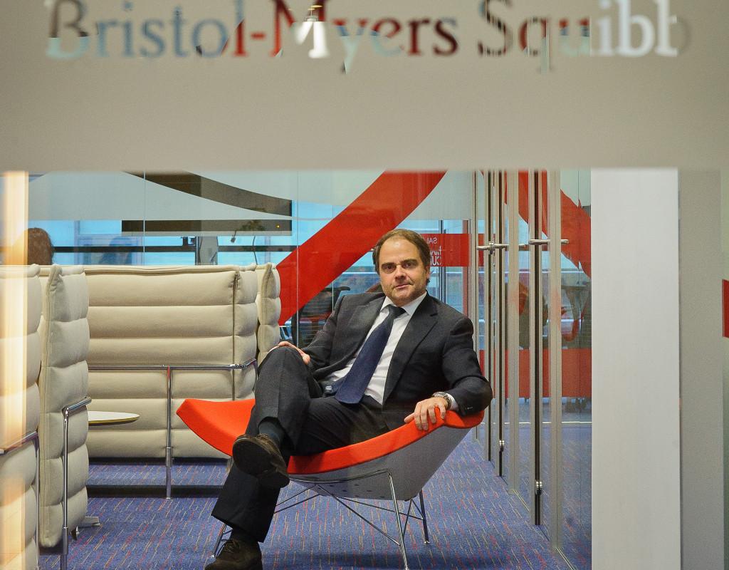 La compañía, dirigida en España y Portugal por Roberto Úrbez, celebra un año de la adquisición de Celgene por más de 76.000 millones de euros.