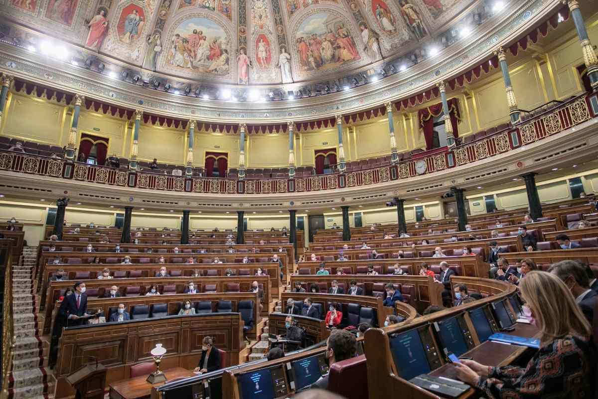 Podemos registró la pasada semana en el Congreso de los Diputados una PNL para acabar con el modelo Muface de forma progresiva.