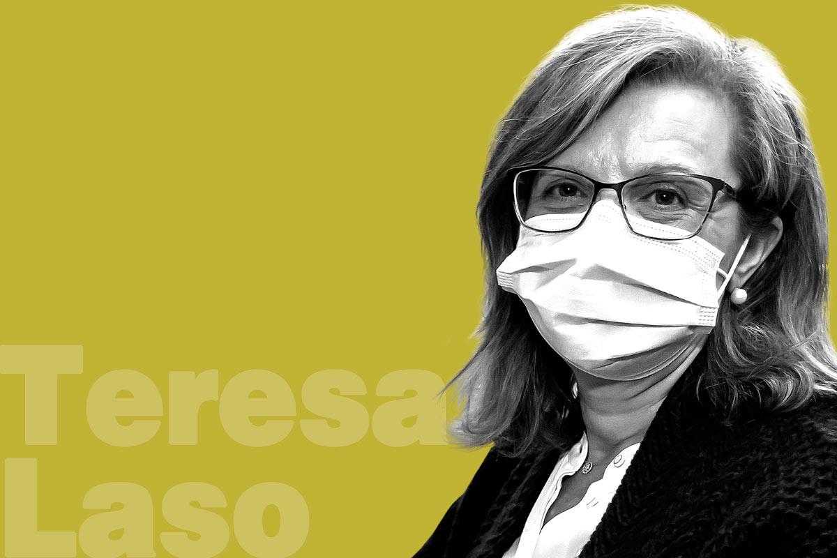 Teresa Laso, farmacéutica de Atención Primaria en Cáceres.