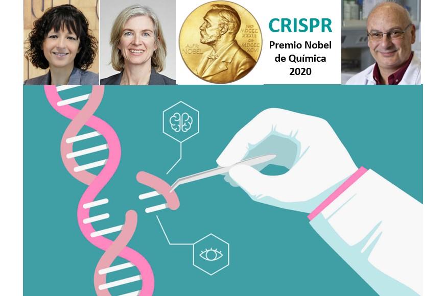 CRISPR Premio Nobel 2020