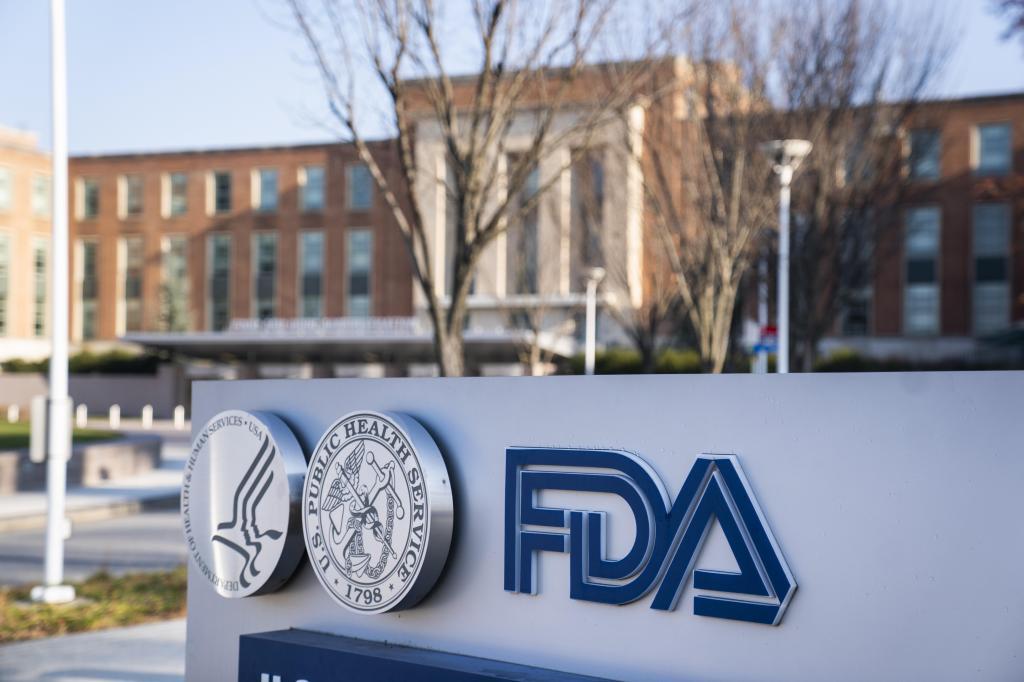 La sede de la FDA en Estados Unidos (Foto de EFE).