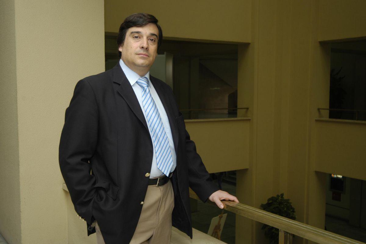 Enrique Aranda, presidente del Grupo TTD.
