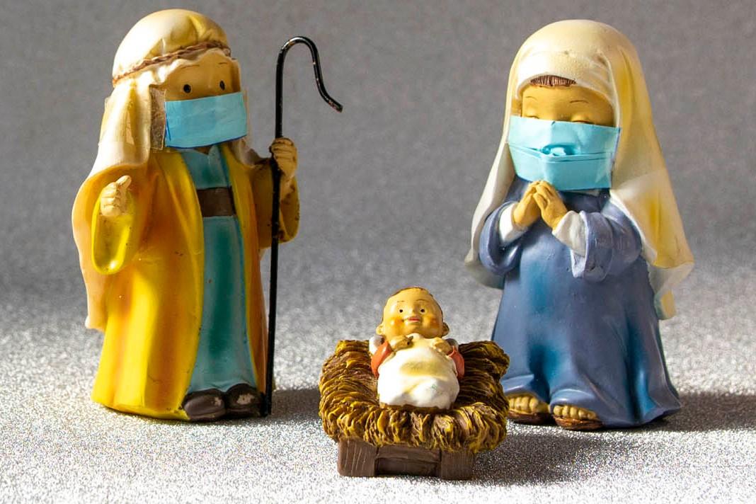 Navidad 2020: belenes y villancicos de pandemia