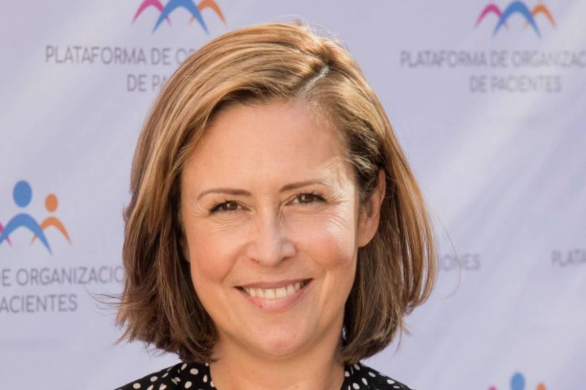 Carina Escobar, presidenta de la POP.