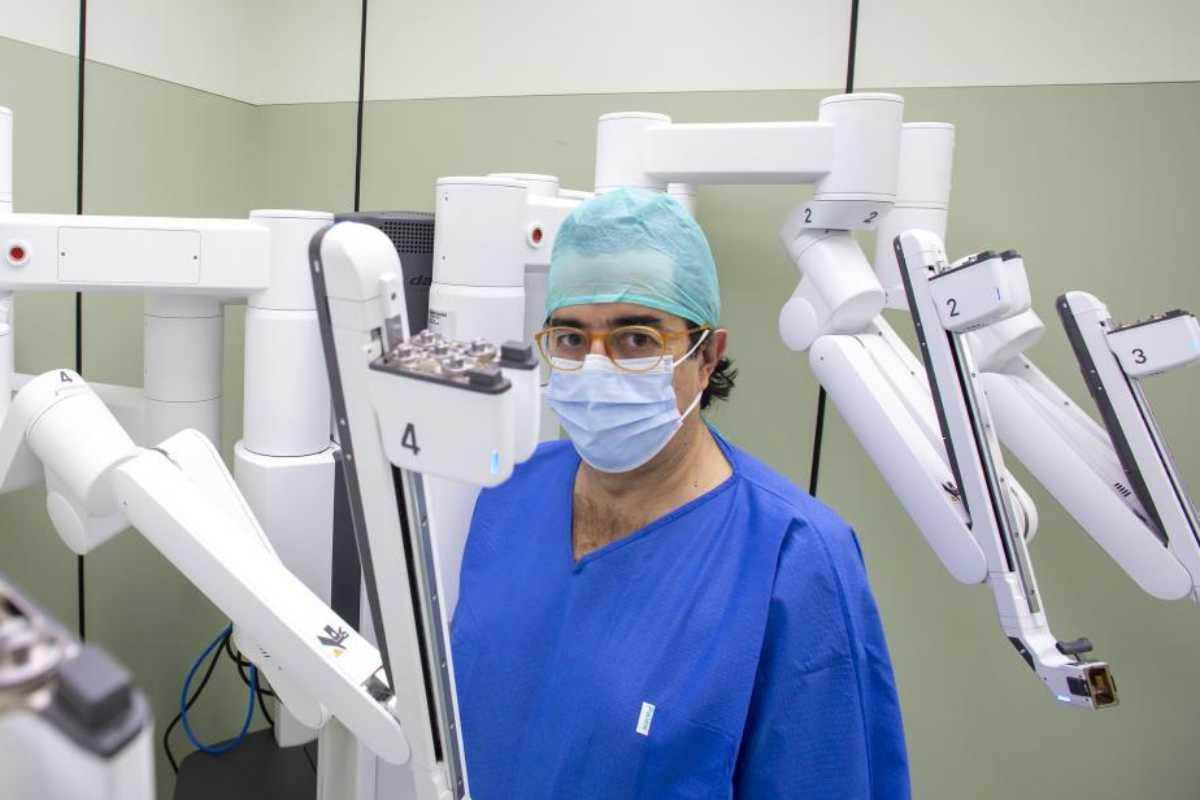 Joan Palou, director del Servicio de Urología de la F. Puigvert.