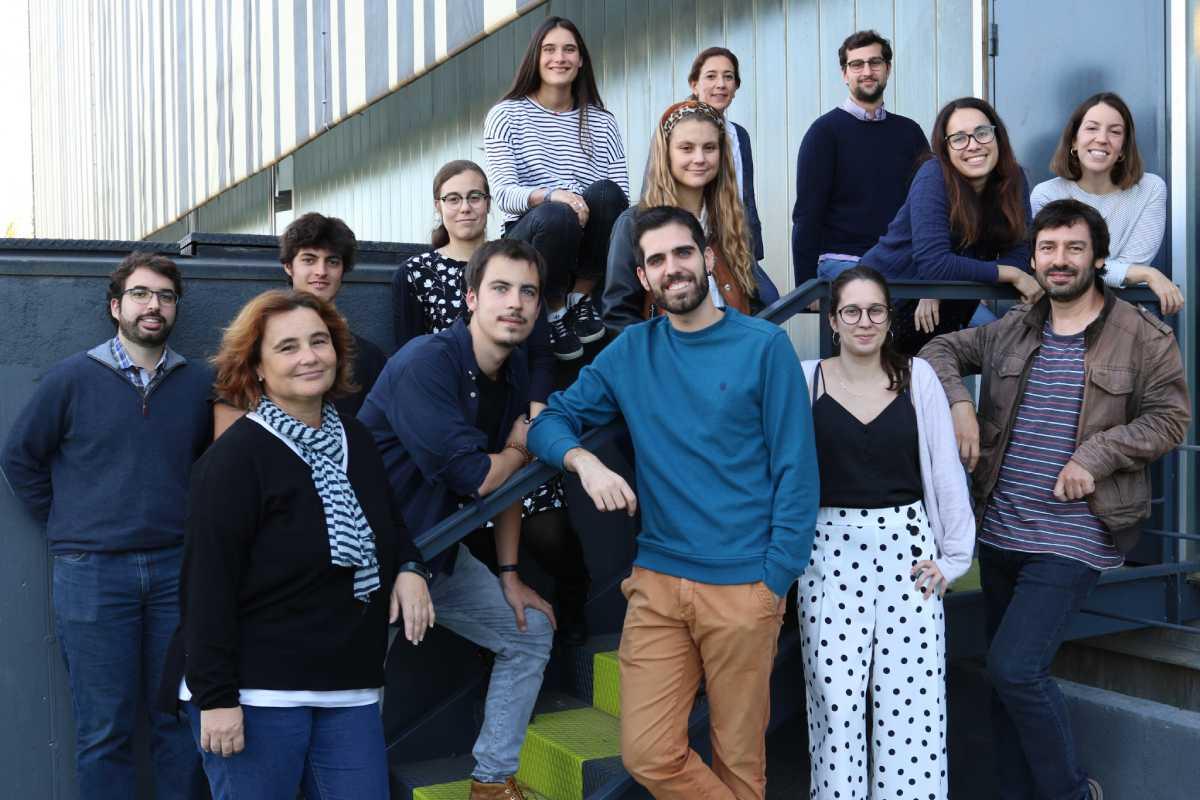 Engel y su equipo del IBEC y UPC.