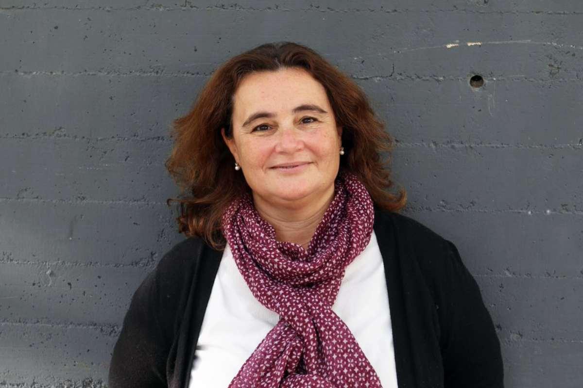 Elisabeth Engel, del IBEC y UPC.
