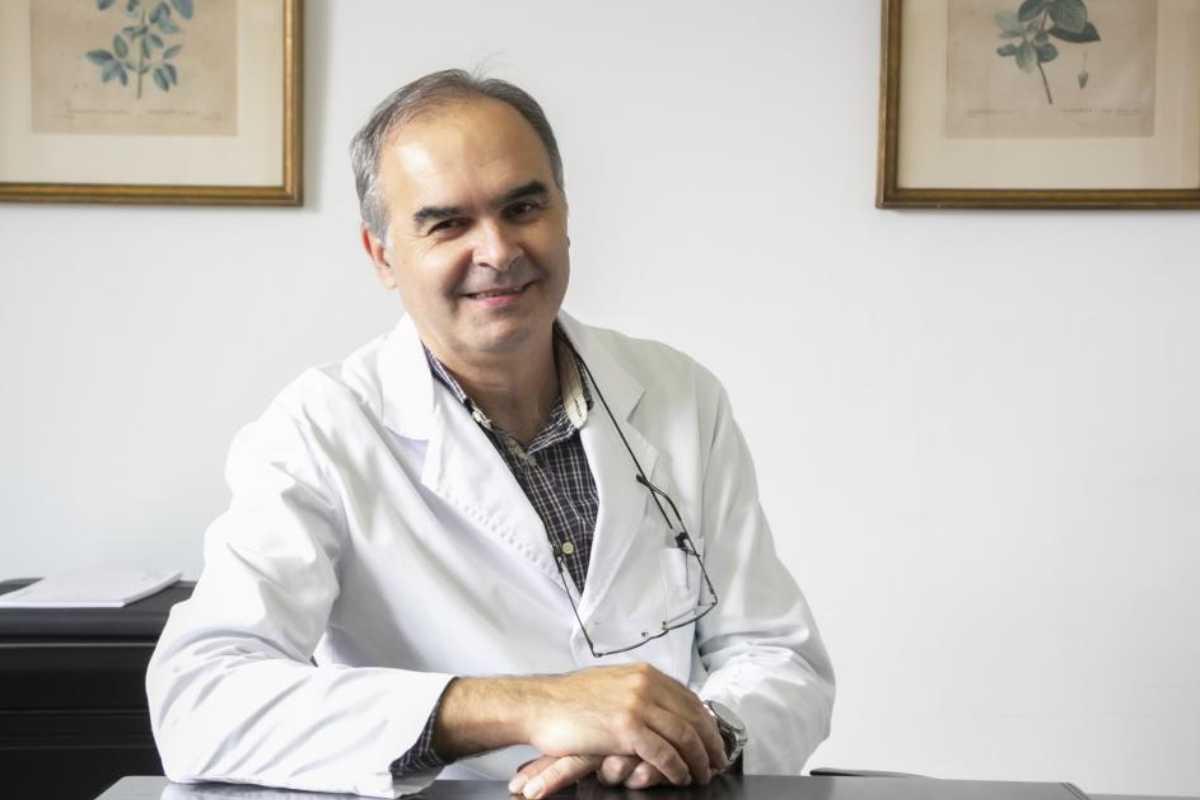 Alexandre Gironell, neurólogo.