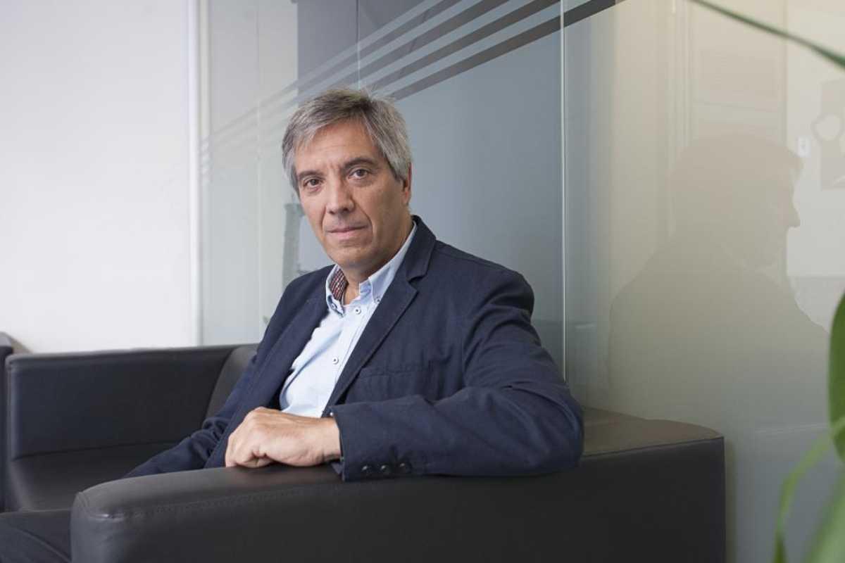 Pere Vallribera, presidente de la SCGS.