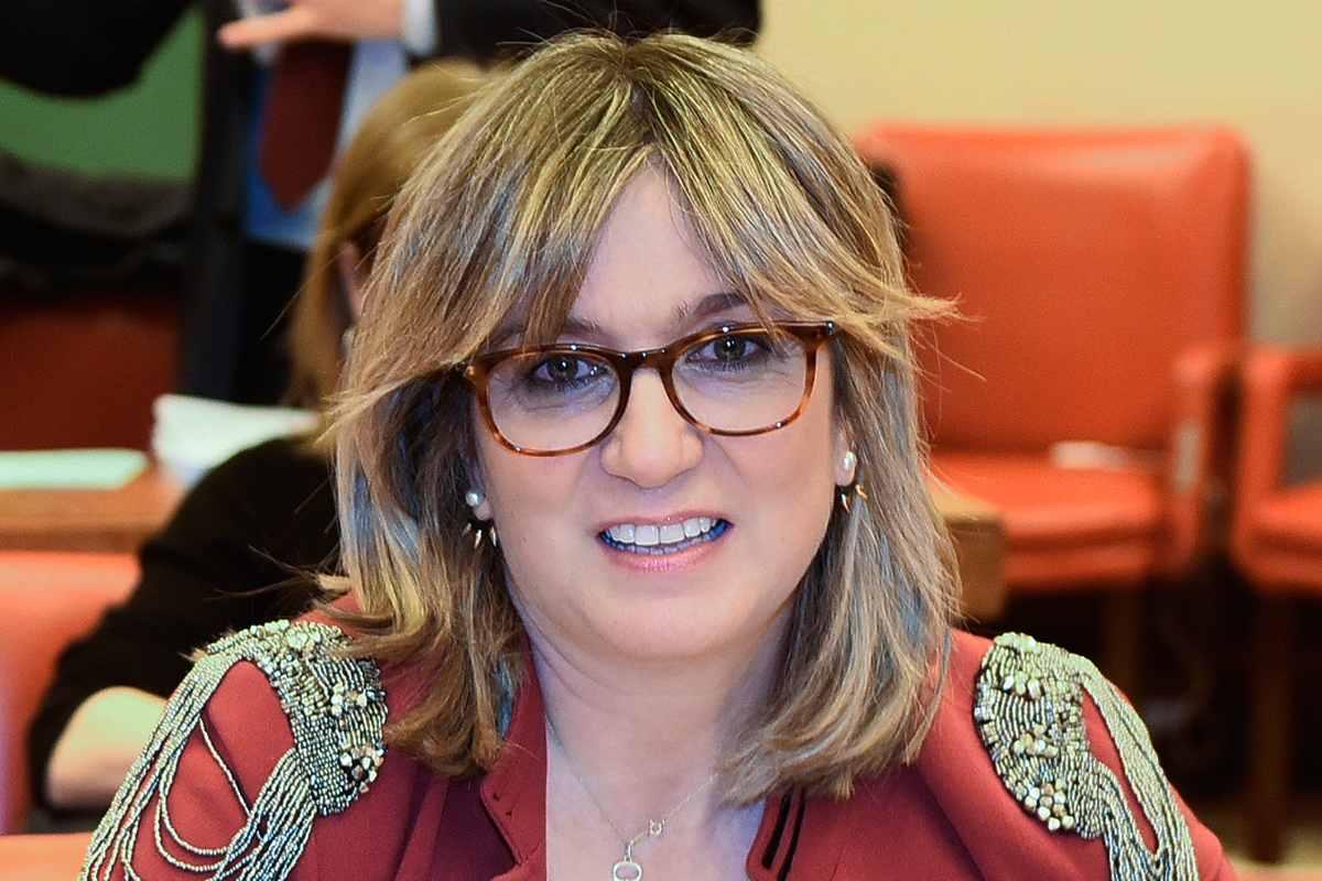 Ana Prieto, portavoz de Sanidad del PSOE en el Congreso de los Diputados. Foto: Luis Camacho