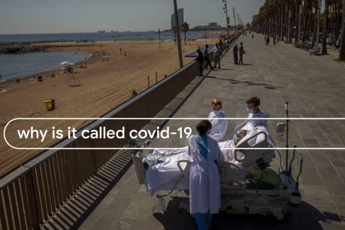 Coronavirus ha sido la palabra más buscada en Google en 2020
