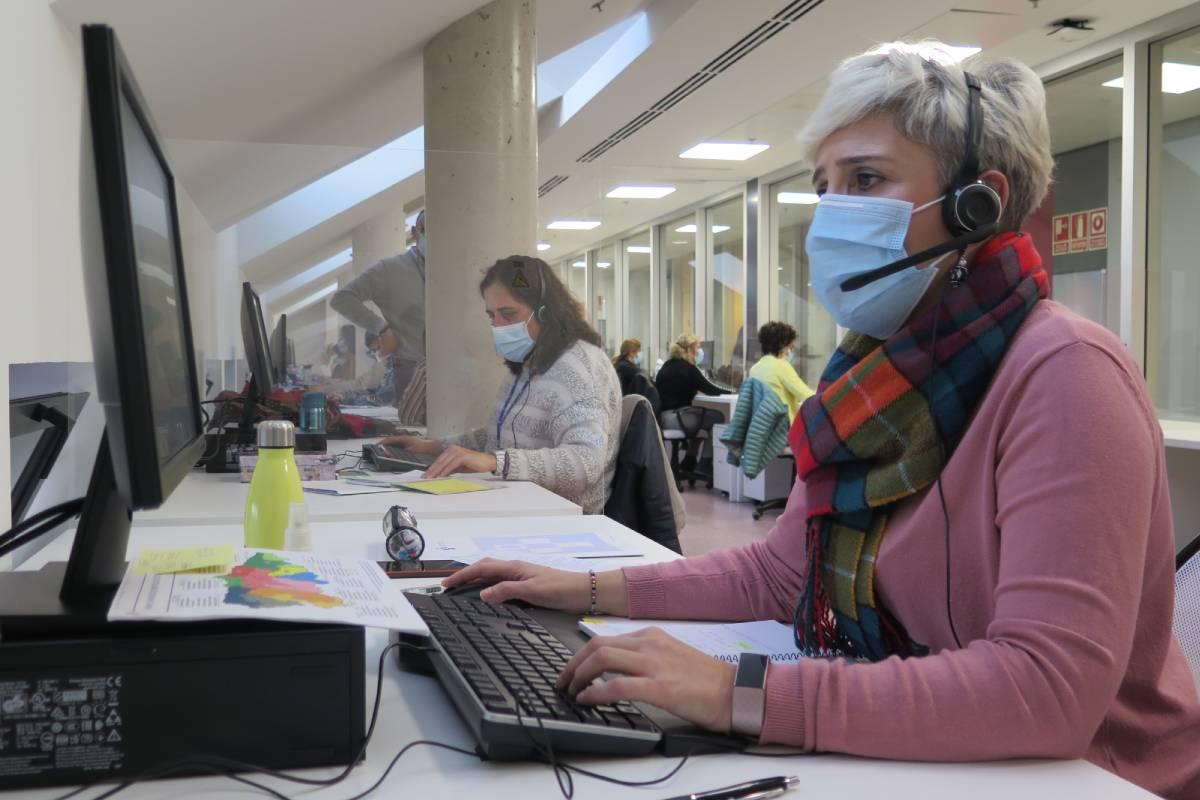 El Servicio de Salud del Principado de Asturias (Sespa) abrió en noviembre un 'call center' para aliviar parte del trabajo de los centros de atención primaria (Sespa)