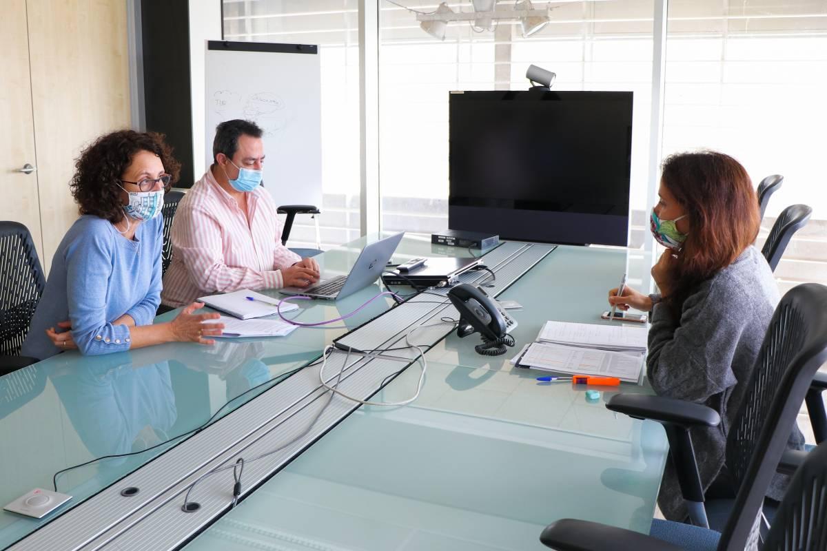 Reunión en Castilla-La Mancha previa a la publicación de la Orden para la acreditación de enfermeros en indicación, uso y autorización de dispensación de medicamentos y productos sanitarios.