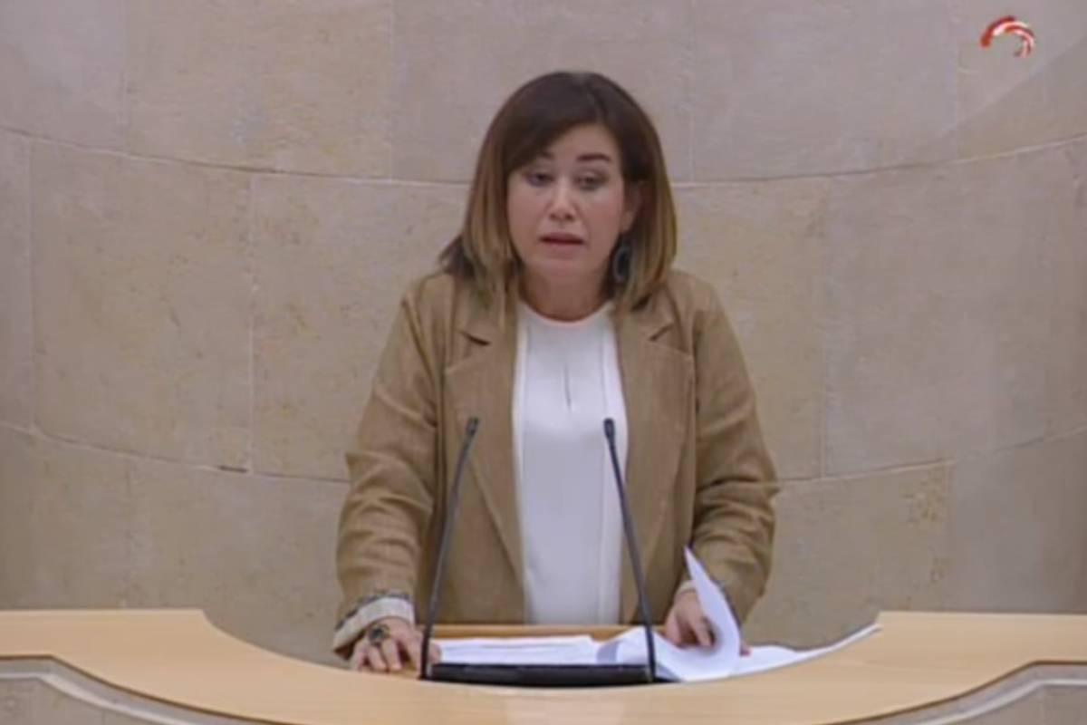 Eva Salmón, portavoz de Sanidad del PSOE por Cantabria.