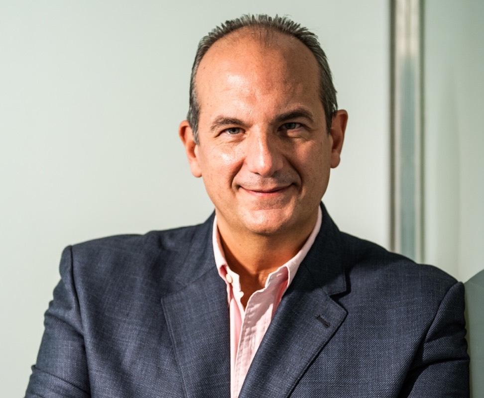 Javier Garc�a Fernández, presidente de la Sedar.