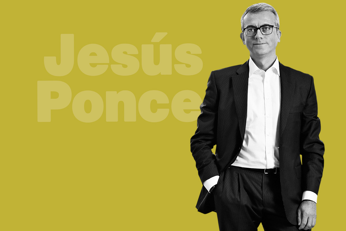 Jesús Ponce, presidente de Novartis España