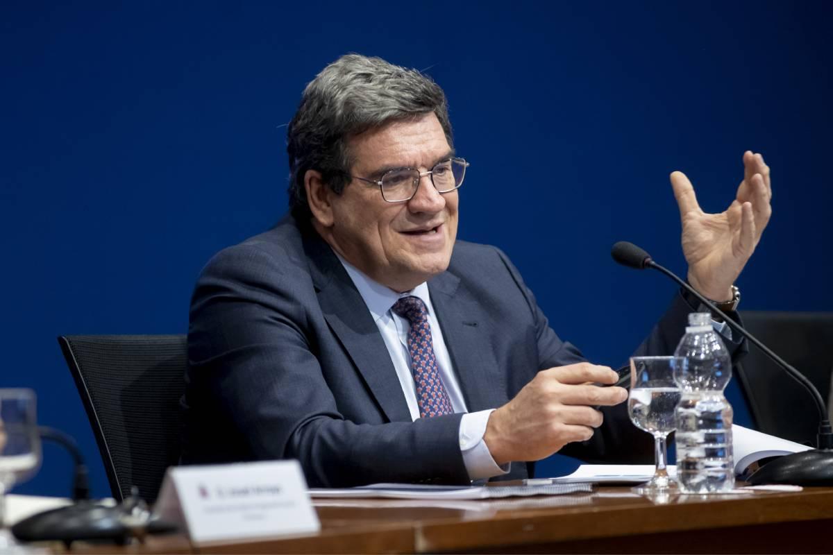 José Luis Escrivá, ministro de Inclusión, Seguridad Social y Migraciones (José Luis Pindado)