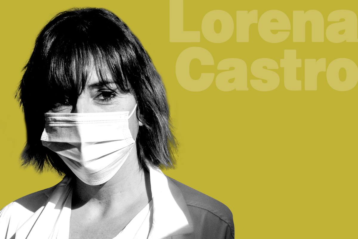 Lorena Castro, coordinadora de Urgencias del Hospital 12 de Octubre.