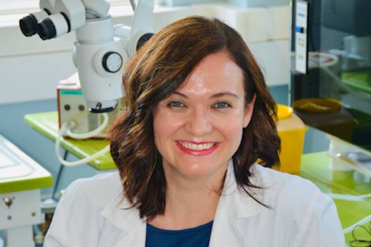 María Tomás, microbióloga del Hospital de La Coruña e investigadora del Inibic.
