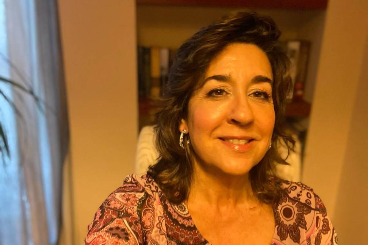 Mary Carmen Montero, farmacéutica de AP del Distrito Aljarafe y Sevilla Norte y miembro de la Sociedad Española de Farmacéuticos de Atención Primaria (SEFAP).