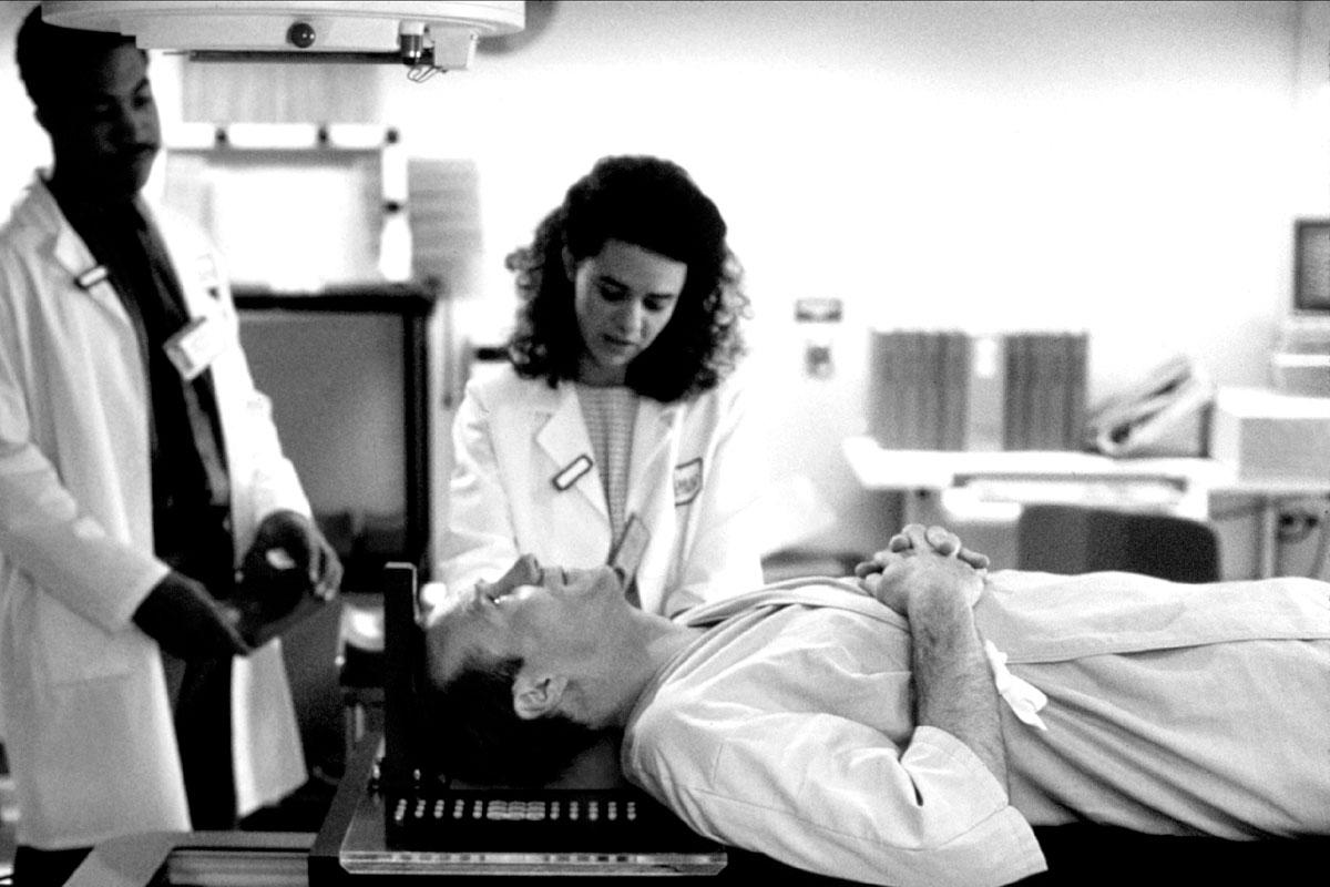 Fotograma de la película 'El doctor'